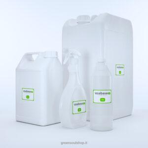 Detergente per acciaio inox IN5