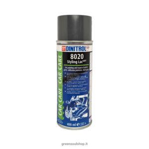 Ripristino goffratura plastiche Dinitrol 8020