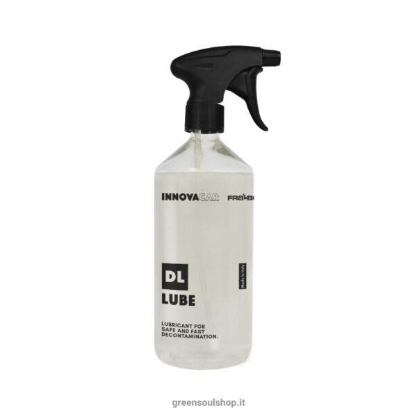 DL Lube lubrificante per clay bar e decontaminazione Innovacar