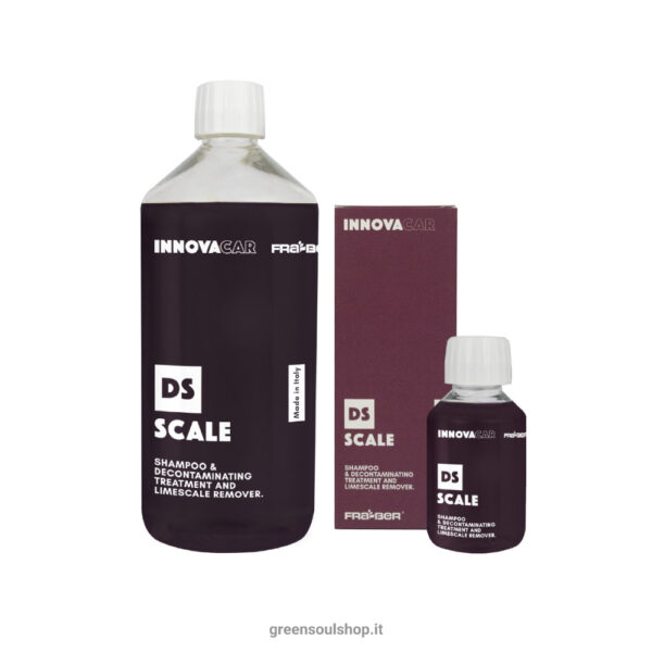 DS Scale Shampoo, Decontaminante e Anticalcare Innovacar