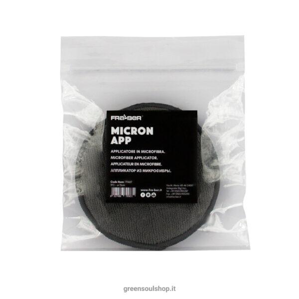 MICRON APP Applicatore in microfibra Innovacar