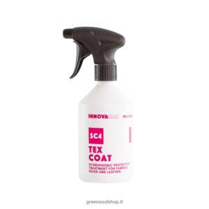 SC4 Tex Coat protettivo per tessuti, capote e pelle Innovacar