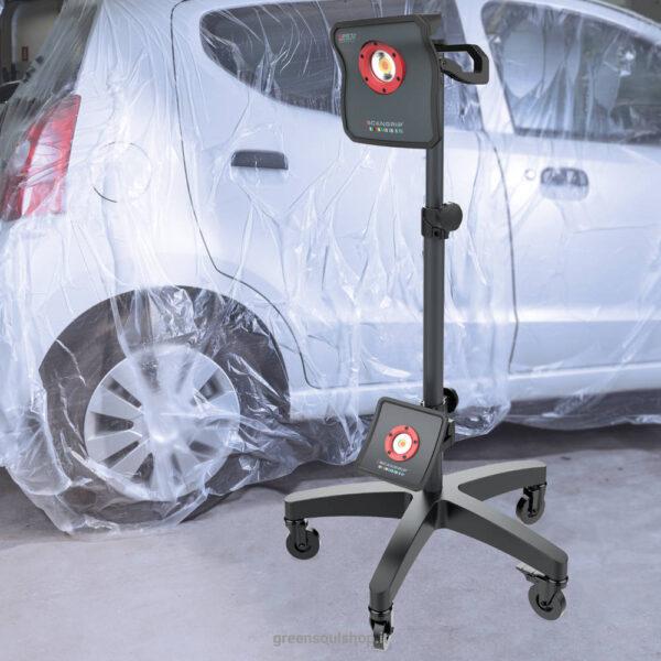 Wheel Stand - Scangrip